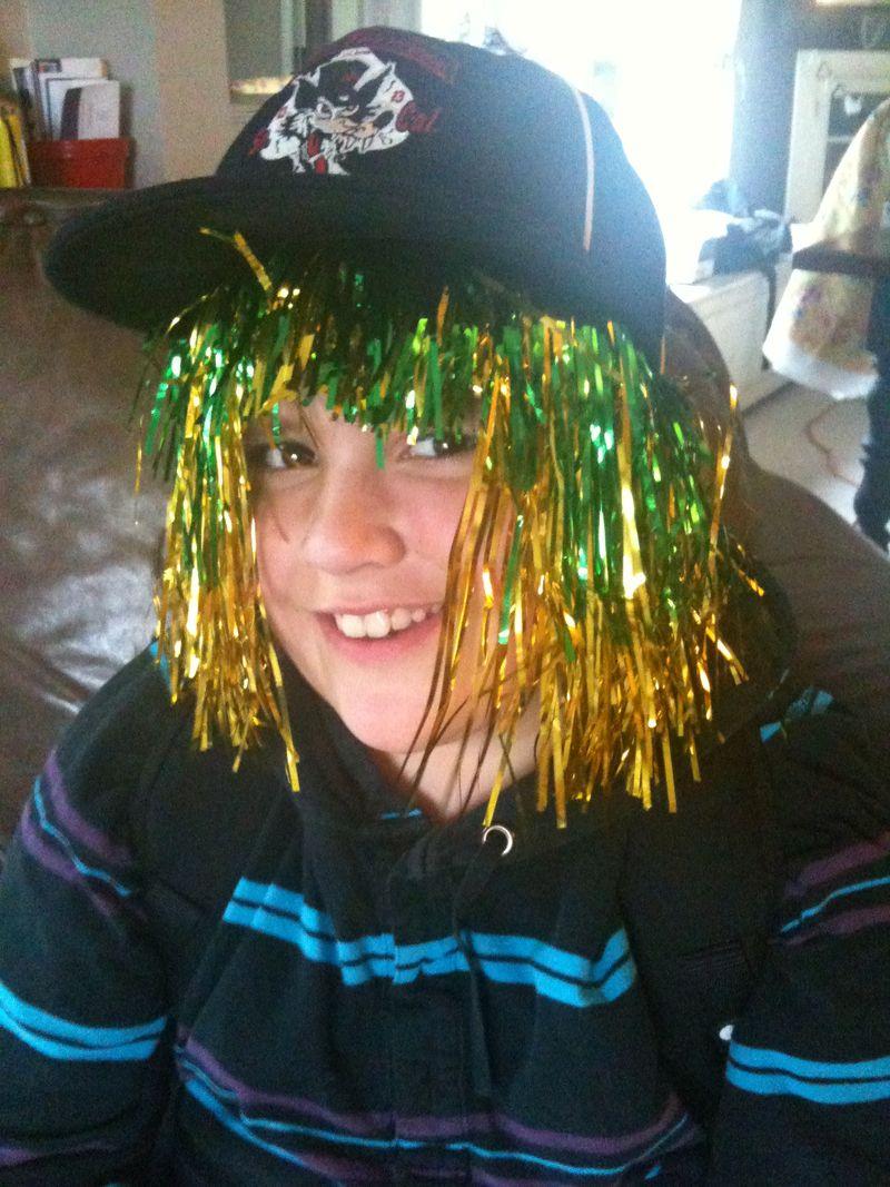 Jack green wig 011
