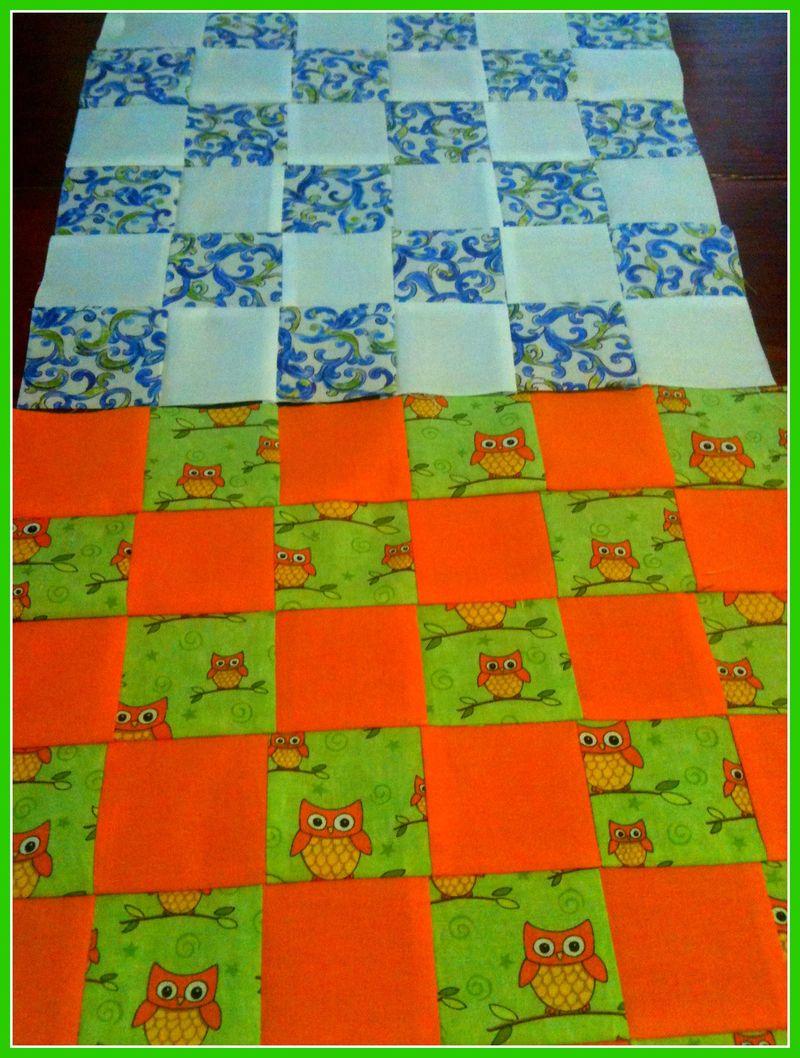 9 patch, 2 blocks