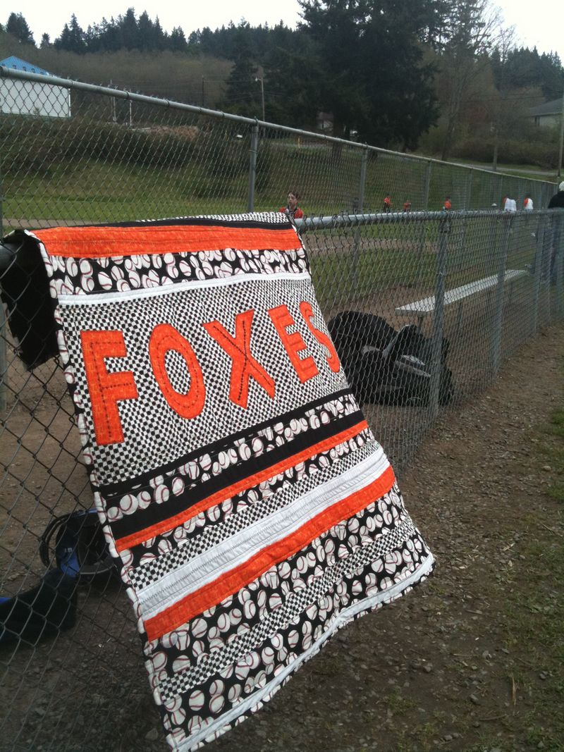Quilt at game 012
