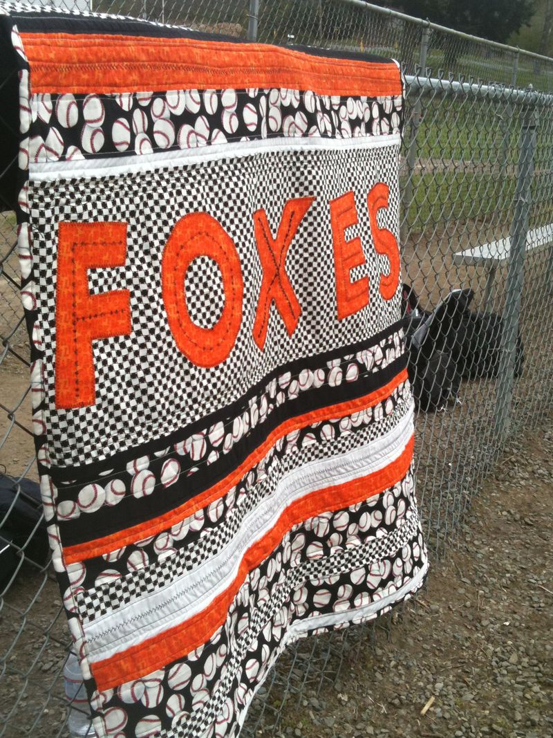 Quilt at game 015