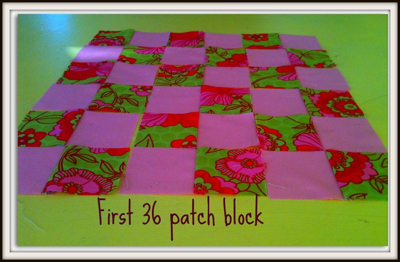 Amanda first 36 patch