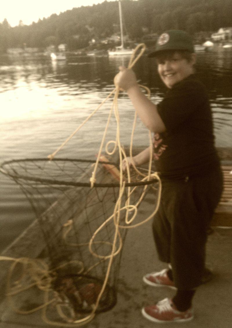 Jack crabbinb