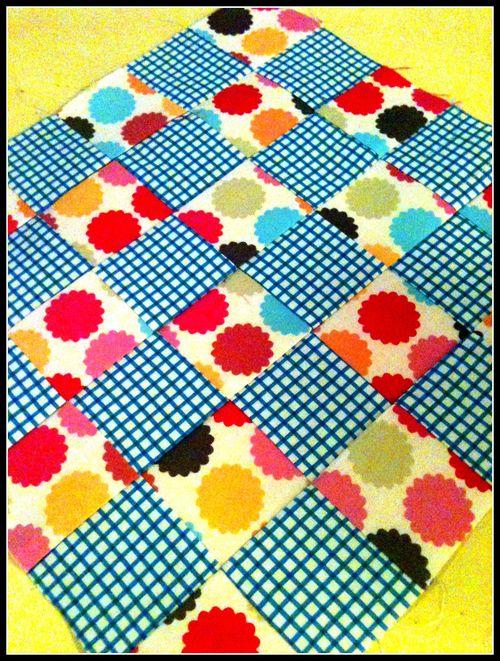 36 checkers and circles